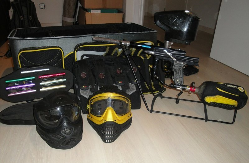 Paintball Equipment – Can an Average Person Afford It – And Should They?