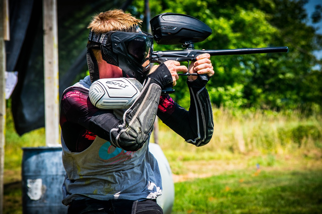 Paintball for Newbies – How to Start Paintball