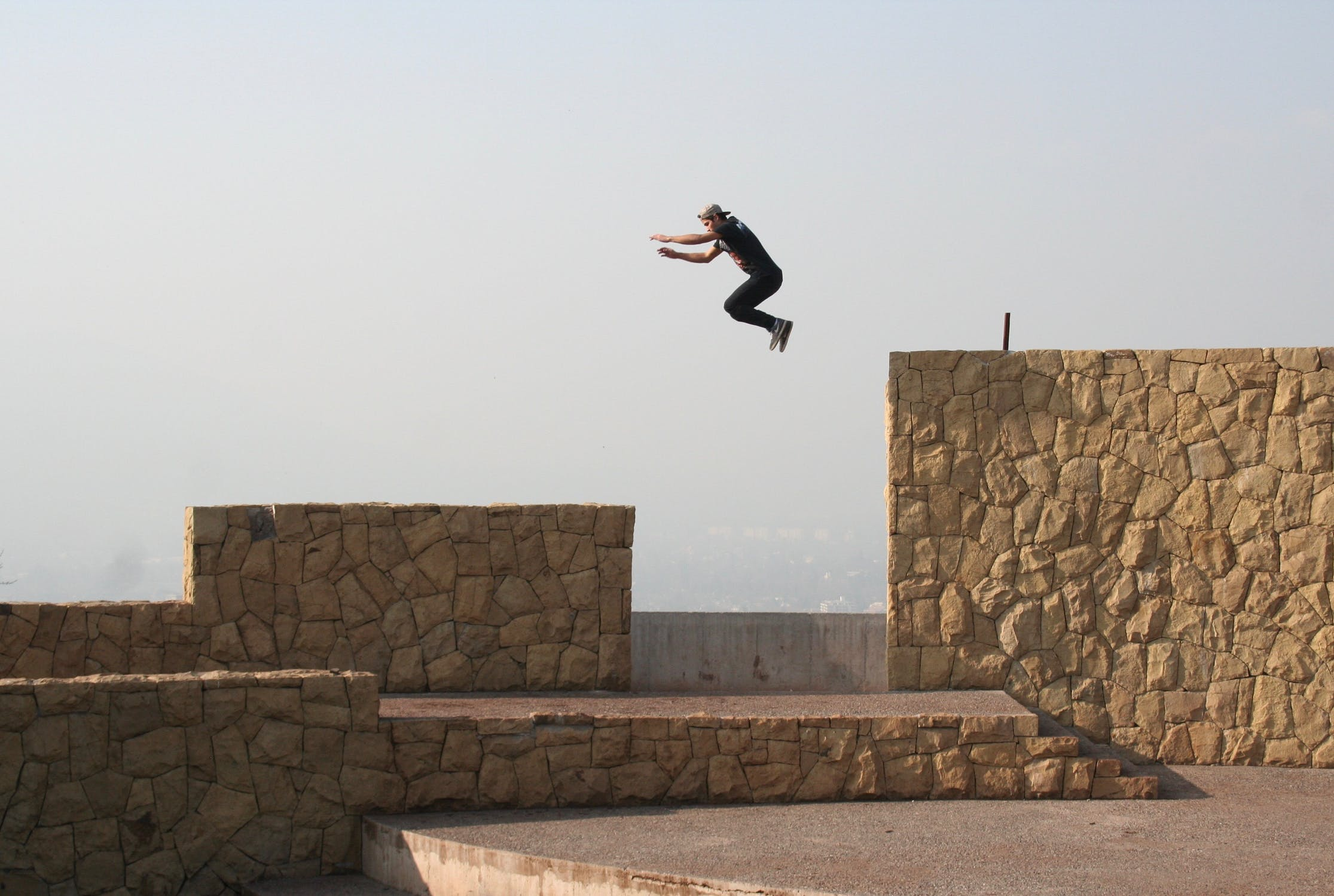 How to Do Parkour – 5 Baby Steps
