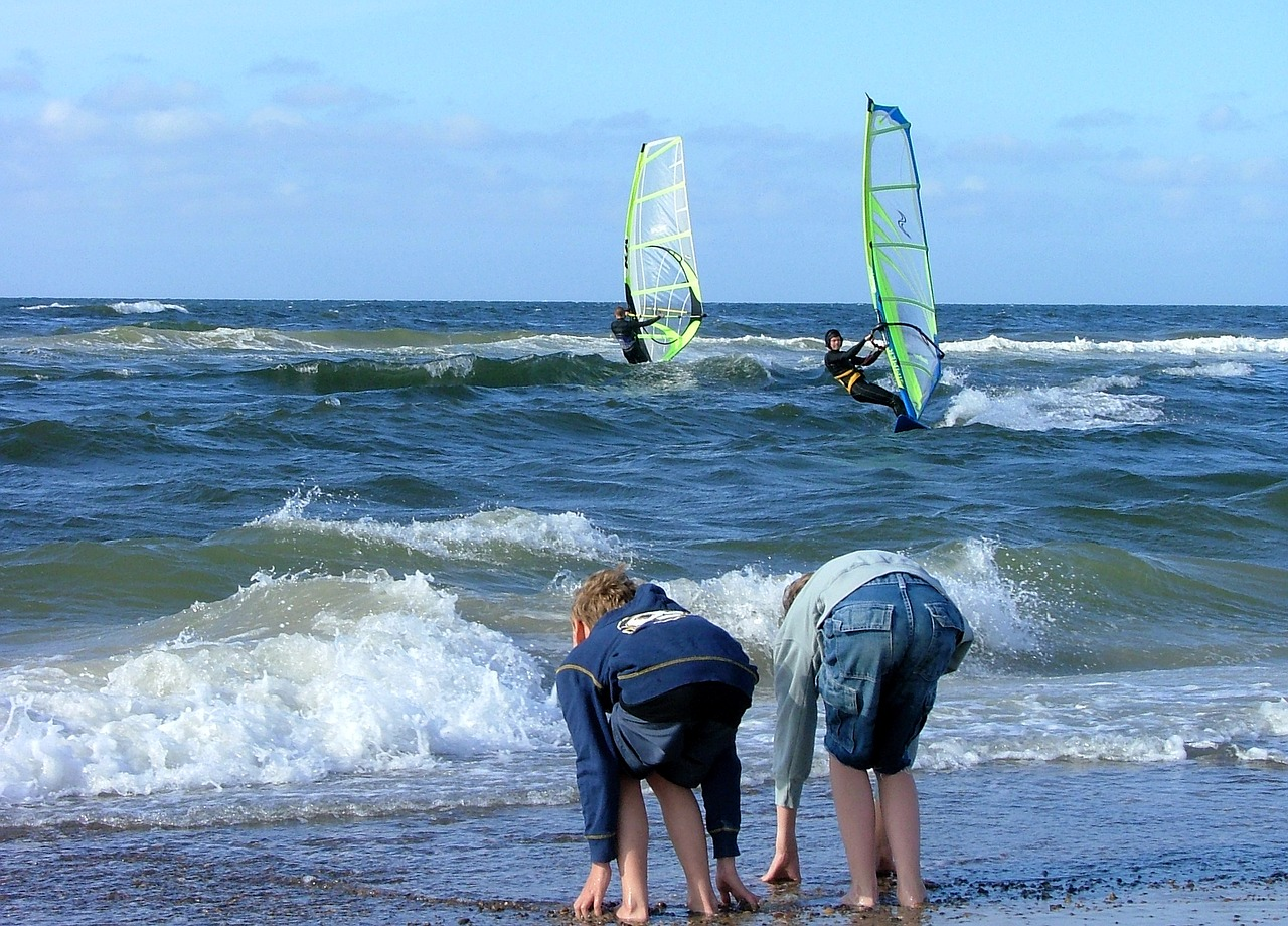 Windsurfing – Explained in a Nutshell