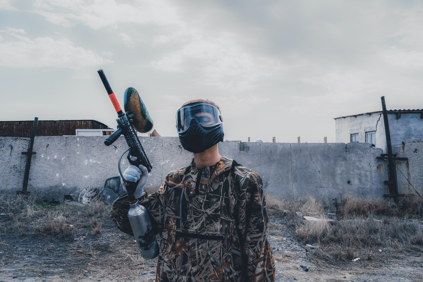 Top 4 Paintball Places in Europe